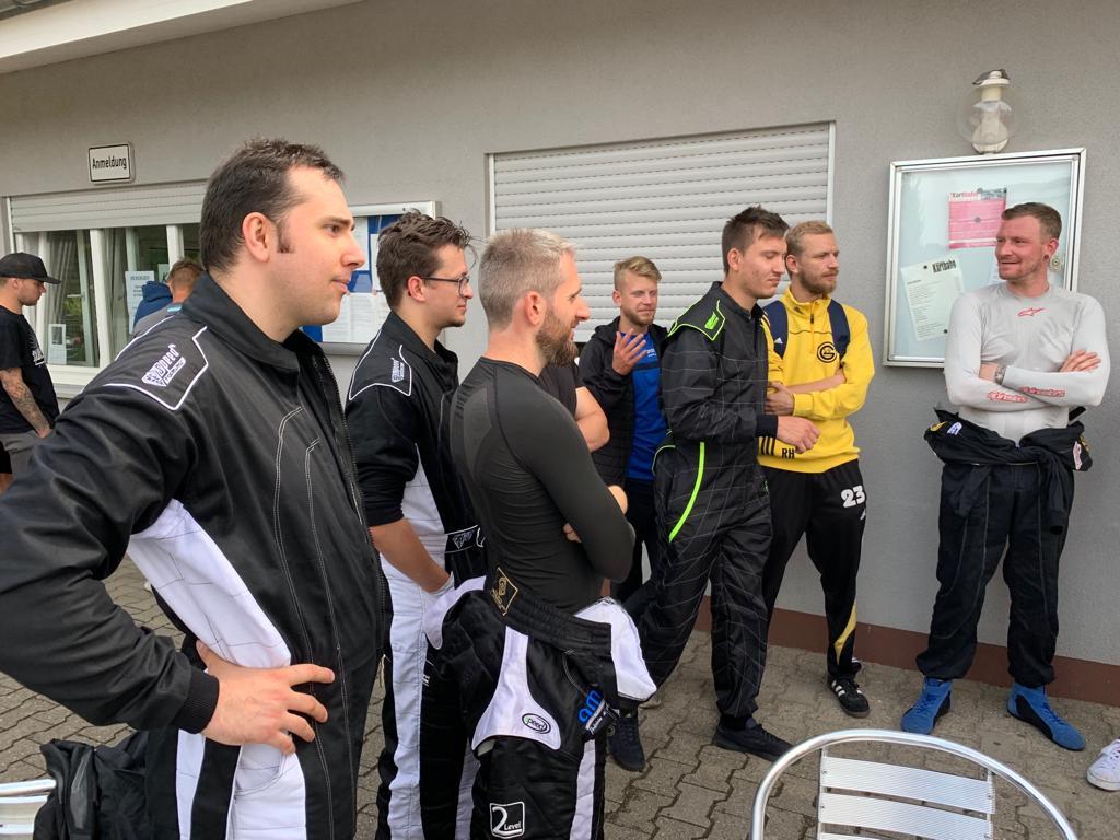 Kartliga 2019 3. Rennen in Walldorf