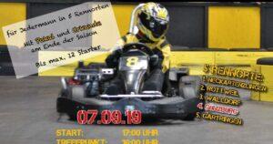Kartliga 2019 4. Rennen in Günzburg