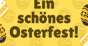 Read more about the article Liebe Ostergrüße aus Stuttgart!