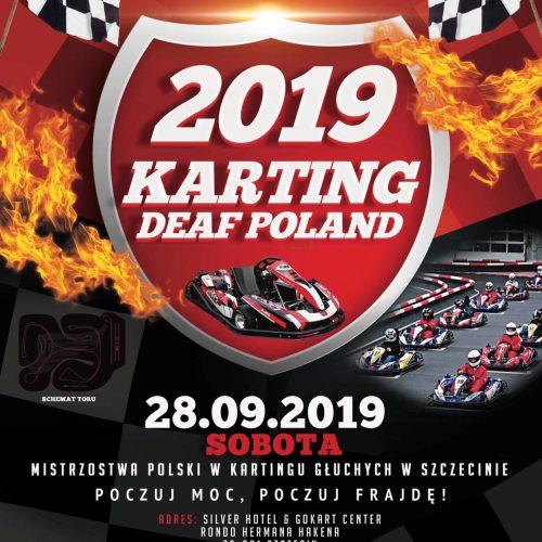 Polen Open Deaf Karting 27.09.- 29.09.19